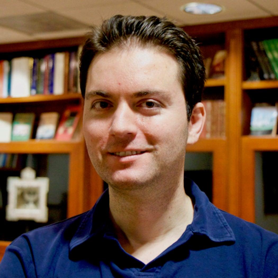 Headshot of Amir Mohammad Soori