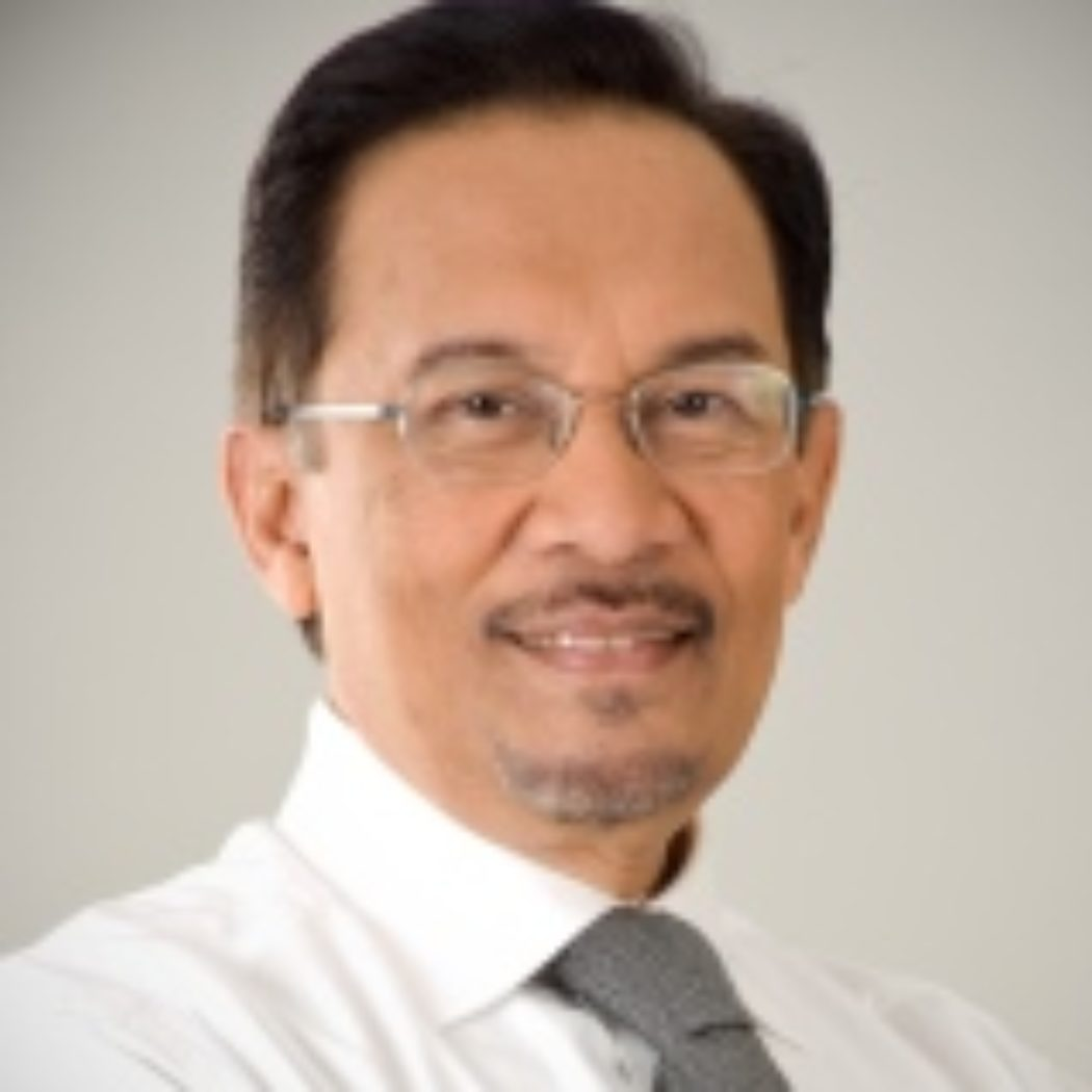 Headshot of Anwar Ibrahim