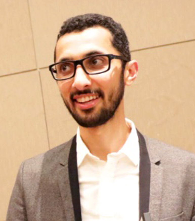 Abdullah Alaoudh headshot