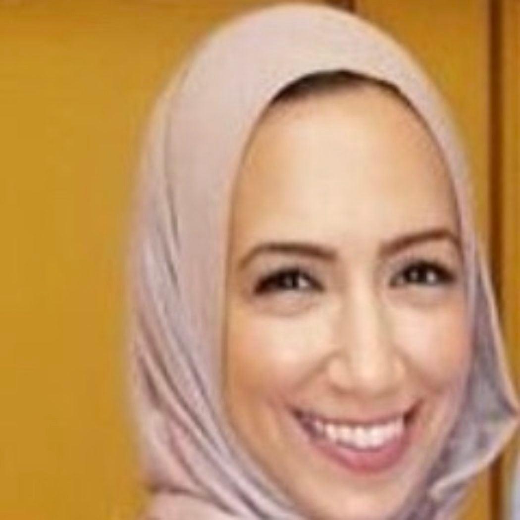 Headshot of Amna Ali