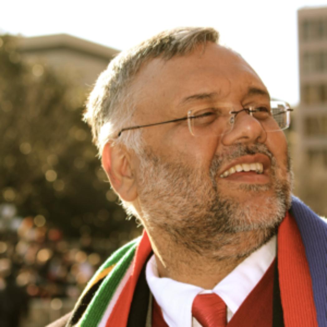 Headshot of Ambassador Ebrahim Rasool
